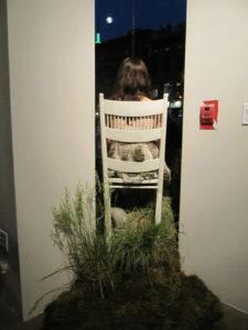 Waiting Performance Art